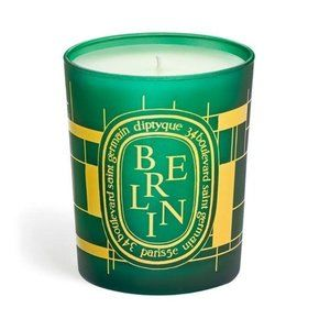 DIPTYQUE NIB Berlin City Candle Limited Edition